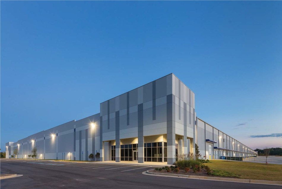 King Mill II: 150 Distribution Drive, McDonough, GA (CNW Group/Pure Industrial Real Estate Trust (PIRET))