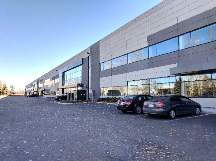 Montreal Acquisition: 2200 Rue de L'Aviation, Montreal, QC (CNW Group/Pure Industrial Real Estate Trust (PIRET))