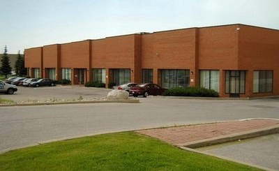 10 Whitmore Road, Vaughan, Ontario (CNW Group/Pure Industrial Real Estate Trust (PIRET))