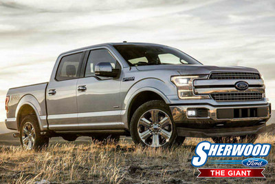Sherwood Ford announces December incentives on new Ford models