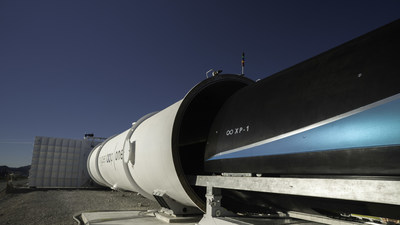 Virgin Hyperloop One Phase 3 Testing
