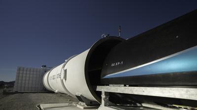Virgin Hyperloop One Phase 3 Testing