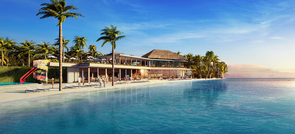 Hard Rock International to make waves in the Indian Ocean with Hard Rock Hotel Maldives. The first-of-its kind integrated resort destination is slated to debut in October 2018.