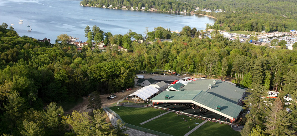 LIVE NATION ACQUIRES BANK OF NEW HAMPSHIRE PAVILION