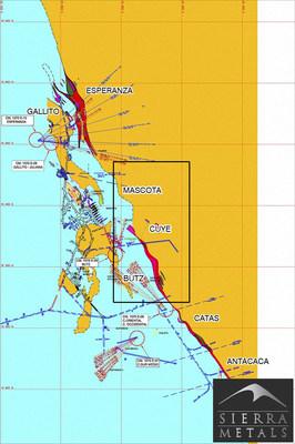 Figure 1 - Yauricocha Mine (CNW Group/Sierra Metals Inc.)