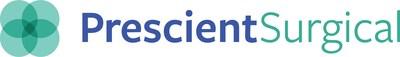 Prescient Surgical Logo (PRNewsfoto/Prescient Surgical)