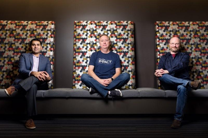 Bilal Aslam, Sr. Director Product Management; Tom Casey, SVP Engineering; and Damon Danieli, VP Engineering -- DocuSign