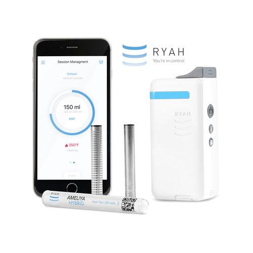 RYAH - The worlds first dose measuring vaporizer