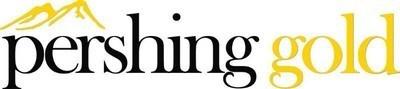Pershing Standard Logo (PRNewsFoto/Pershing Gold Corporation)