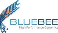 Bluebee Logo (PRNewsfoto/Bluebee)