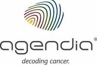 Agendia Logo (PRNewsfoto/Bluebee)