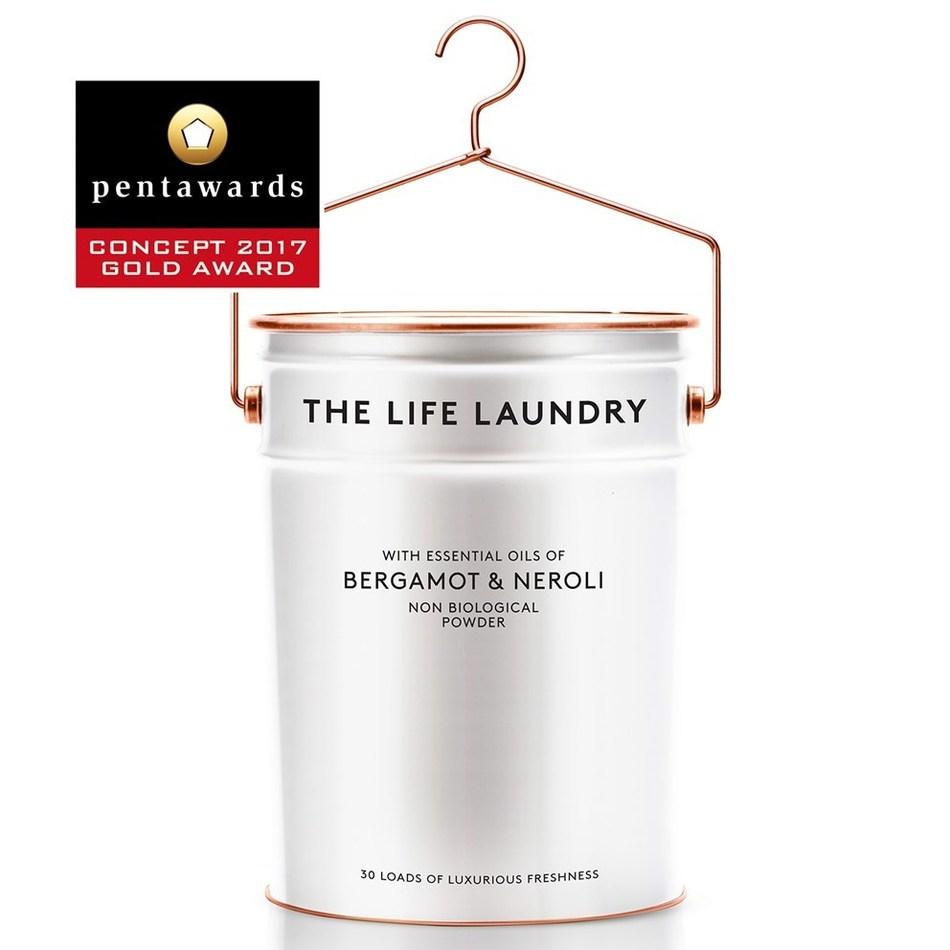 The Life Laundry  - Design:  Anthem (Benelux)