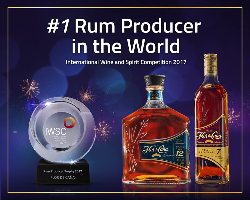 #1 Rum Producer in the World
