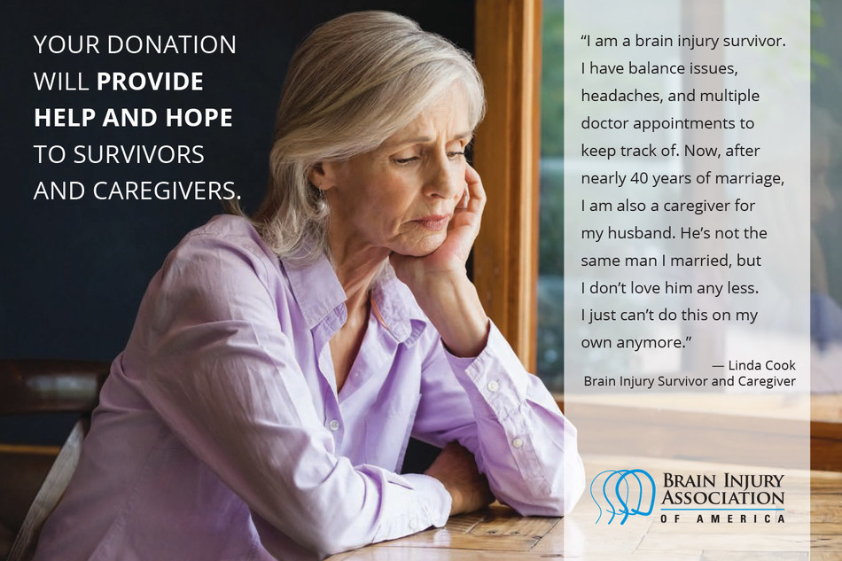 The Brain Injury Association of America (BIAA) has announced their year end appeal to help support survivors of traumatic brain injury.