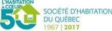 Logo : Société d'habitation du Québec (Groupe CNW/Société d'habitation du Québec)