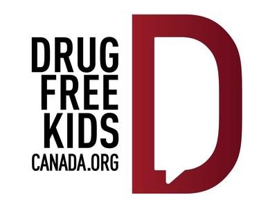 Drug Free Kids Canada (Groupe CNW/Drug Free Kids Canada)