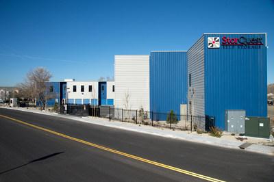 StorQuest Opens Brand New Self Storage Facility in Reno