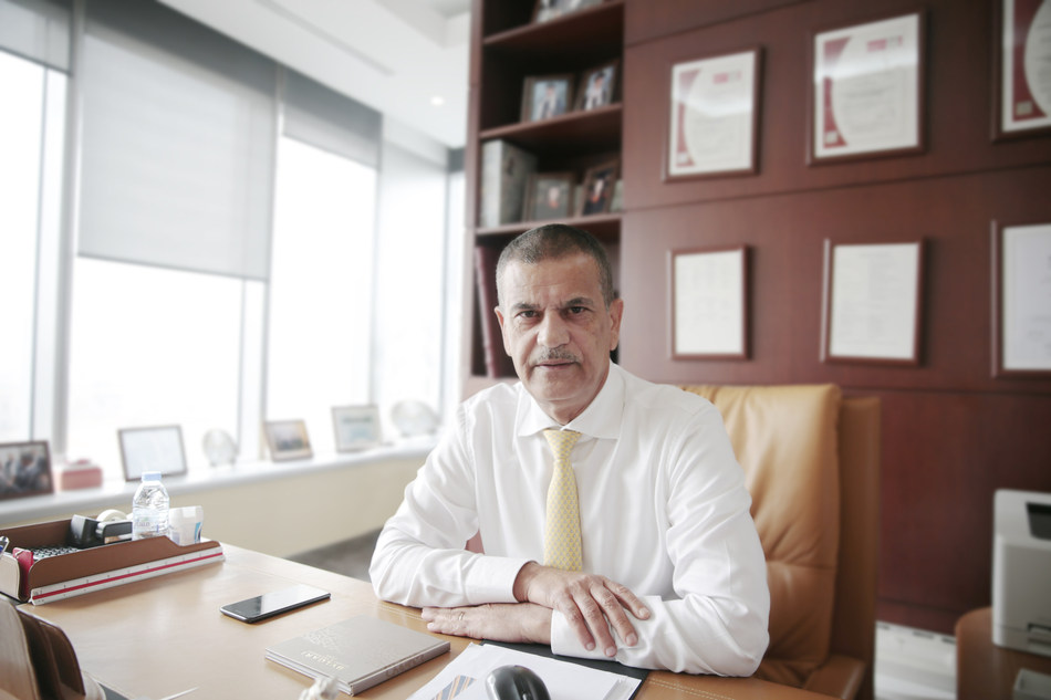 Emad Jaber, Managing Partner,  LACASA Architects & Engineering Consultants (PRNewsfoto/Business Worldwide Magazine)
