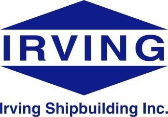 Logo: Irving Shipbuilding Inc. (Groupe CNW/Chantiers Maritimes Irving Inc.)
