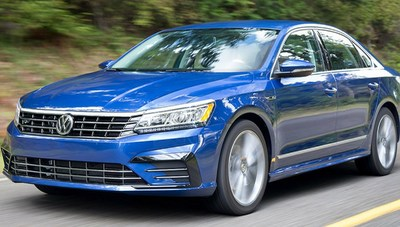 The 2018 VW Passat is available as a part of the Sign then Drive sales event at Volkswagen of South Mississippi.