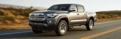 The 2018 Toyota Tacoma is a midsize pickup truck that is available now to residents of Palatine, Illinois and the surrounding area courtesy of Arlington Toyota.