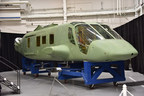 Spirit AeroSystems delivered the complete fuselage to Bell in the fall of 2015 from its Rapid Prototype facility in Wichita, Kansas.