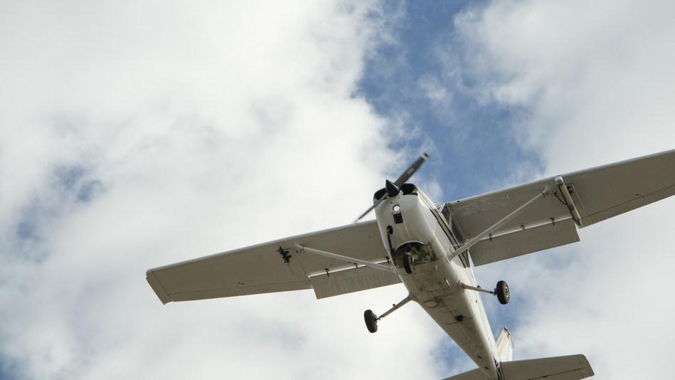 NSP-5 ER First Flight