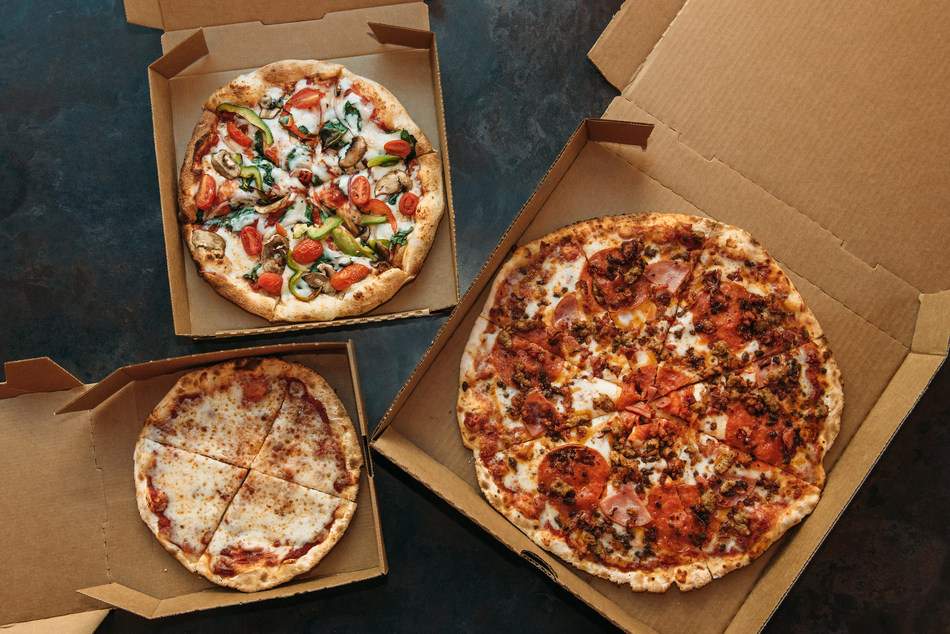 """Pie Five goes big with new 14"""" pizzas"""