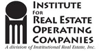 RealFoundations Helps IREI Launch New Institute to Advance Relationships Between Investors, Investment Managers and Real Estate Operating Companies