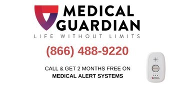 Holiday Special Offer On Medical Guardian Medical Systems. Get 2 Months of FREE service.