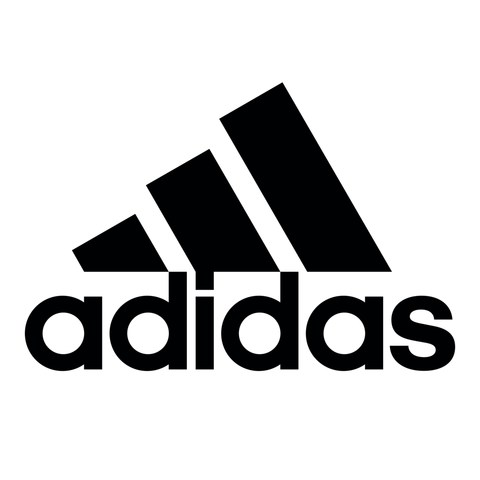 adidas Badge of Sport Logo Artwork (PRNewsfoto/adidas)