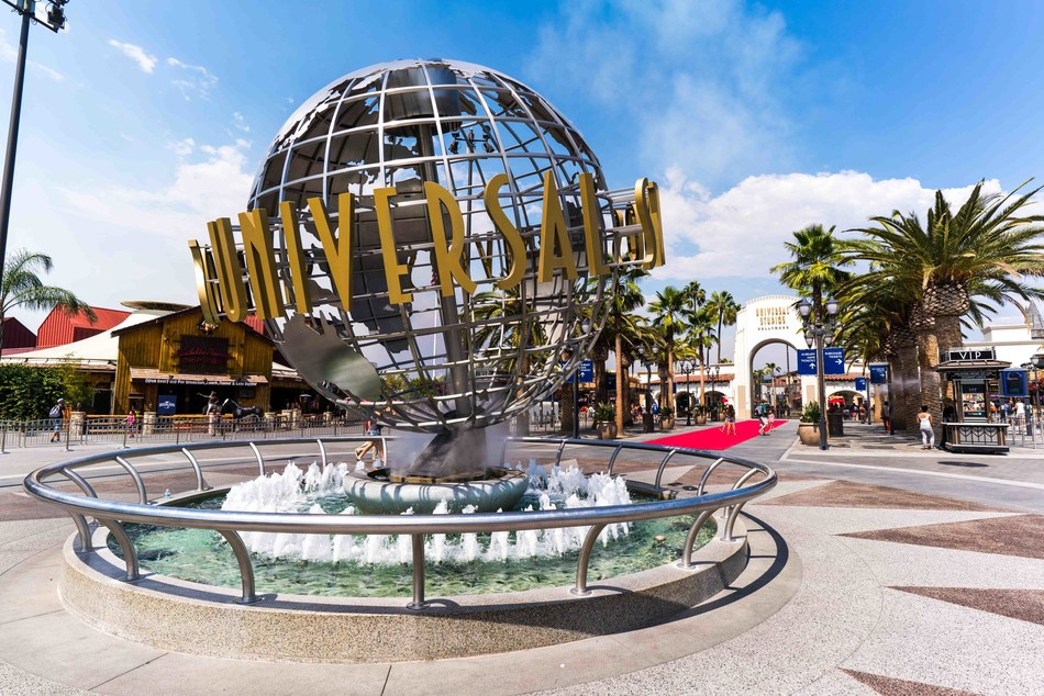 Universal Studios Hollywood Makes Top 10 List of Google's 2017 Year in Search as Trending Global Theme Park within Travel Destination Activities (PRNewsfoto/Universal Studios Hollywood)