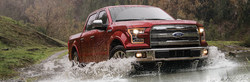 Pre-owned truck models like the Ford F-150 are available at Leskovar Motors in Belgrade, Montana, with a competitive 20-year, 200,000-mile Nationwide warranty.