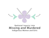 Logo: National Inquiry into Missing and Murdered Indigenous Women and Girls (CNW Group/National Inquiry into Missing and Murdered Indigenous Woman and Girls)