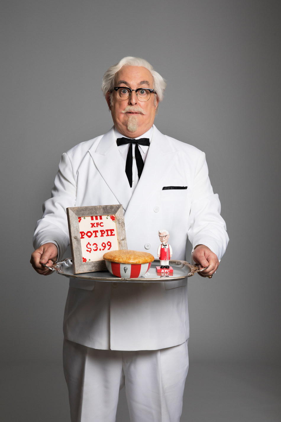 For the first time since launching its rotating Colonel campaign, Kentucky Fried Chicken has tapped an unknown actor, Christopher Boyer, to play the role of Value Colonel in its TV ads.