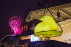 Bethlehem, PA Celebrates The New Year By Dropping Giant 400 Pound PEEPS® Chick On December 31