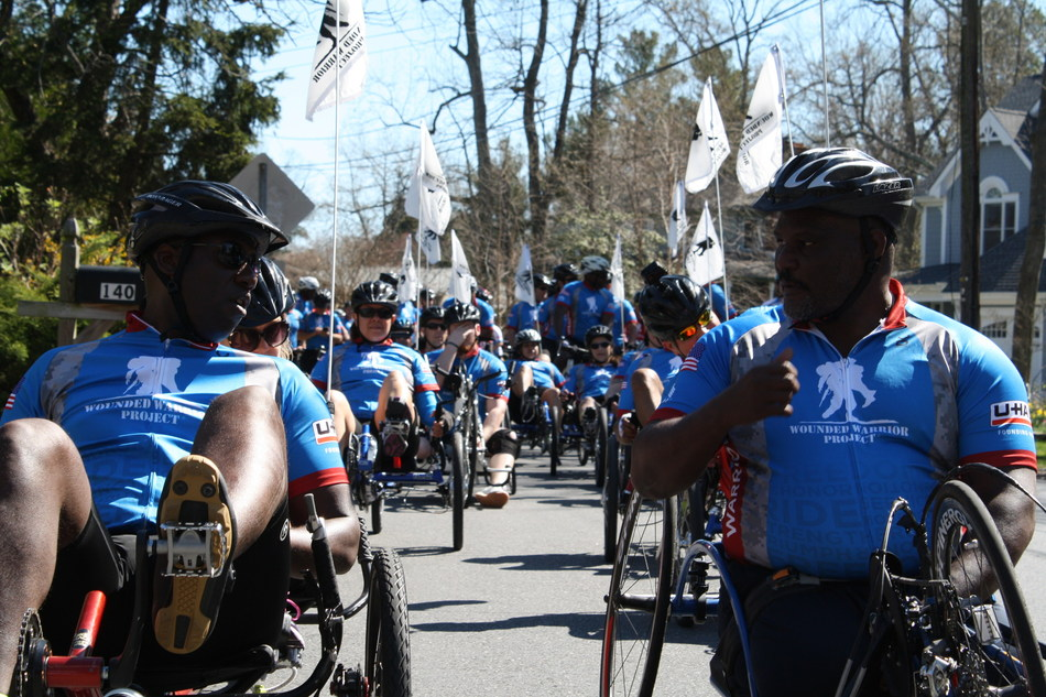 Participants in the 2017 Wounded Warrior Project Soldier Rides shared their highlights from the year...