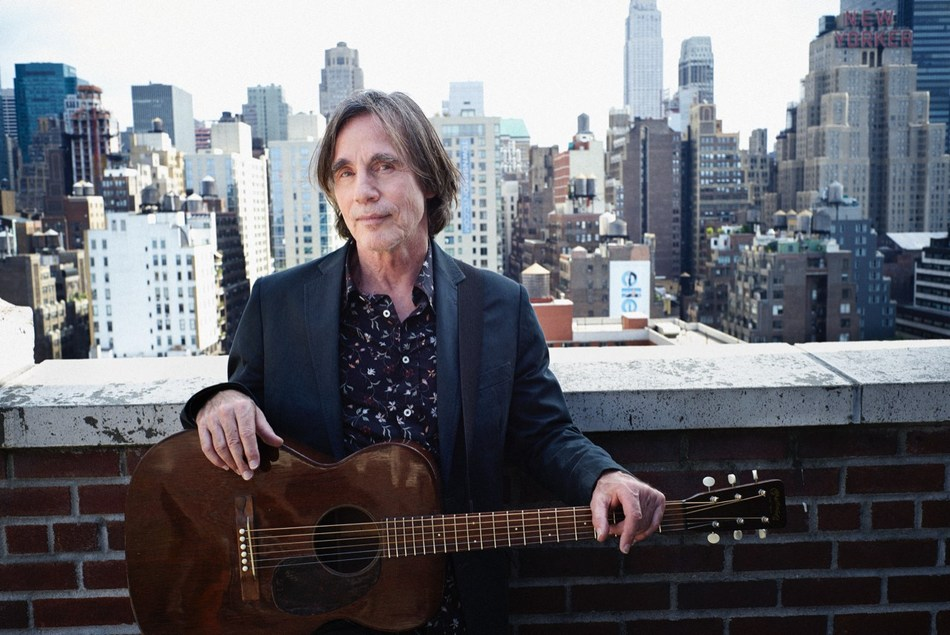 Jackson Browne. Photo credit: Danny Clinch