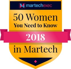 MarTechExec Recognizes 50 Women for Their Leadership in Marketing Technology