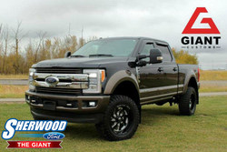 Sherwood Ford provides an inventory of lifted and custom trucks for interested buyers in the area