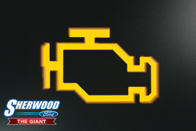Sherwood Ford provides Ford drivers with helpful information on why their check-engine light may be illuminated