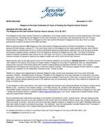 Niagara-on-the-Lake Icewine Festival Press Release (CNW Group/Wine Marketing Association of Ontario)