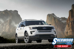 Sherwood Ford provides car buyers with a comparison between the 2018 Ford Explorer and one of its top competitors