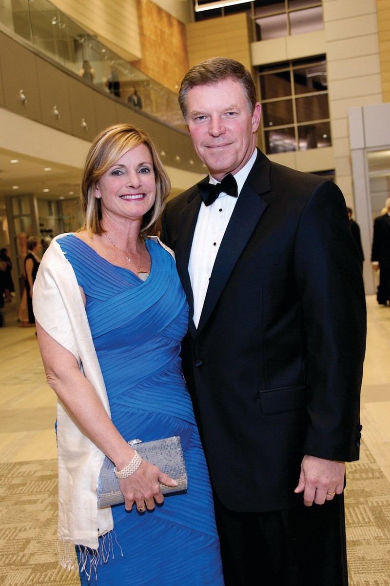 Philanthropists Sara and Chris Connor donate $6.5 million to University Hospitals Connor Integrative Health Network in Cleveland, Ohio.