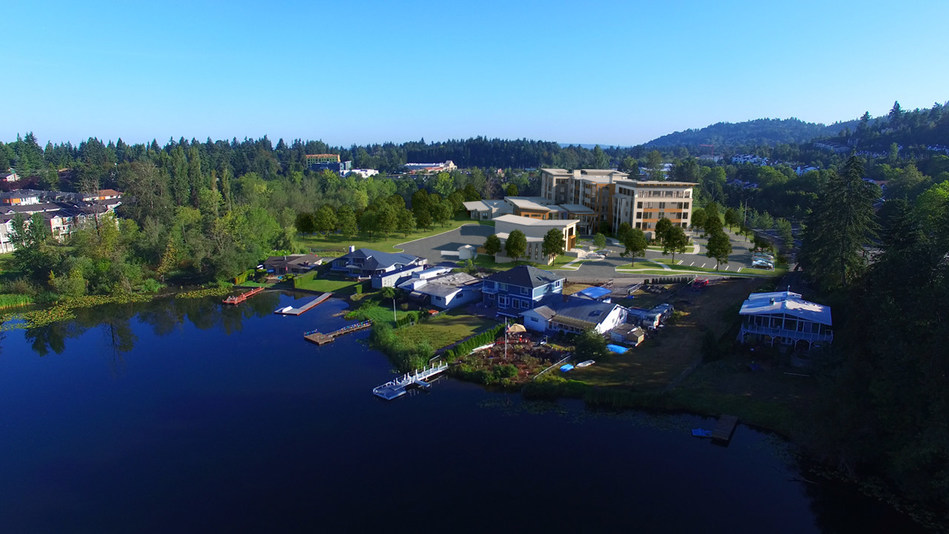 Located in Newcastle, WA, Aegis Gardens of Newcastle provides first class assisted living and memory care to Asian focused residents in a luxury environment.  The adjacent multicultural center will serve as an epicenter for Asian cultural activities across the Pacific Northwest.