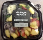 Meijer Voluntarily Recalls Select Meijer Brand Fresh Packaged Products Containing Apples Due to Potential Health Risk