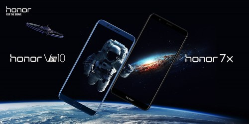 Honor V10 and Honor 7X come to Latin America.