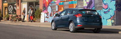 The new 2018 Focus comes in sedan and hatchback body styles with the option of one of two engines under the hood.
