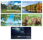 Give the Gift of Exploration and Lasting Memories With Princess Cruises Gift Cards