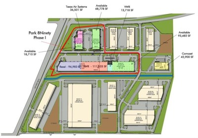 Park 8Ninety (CNW Group/Artis Real Estate Investment Trust)